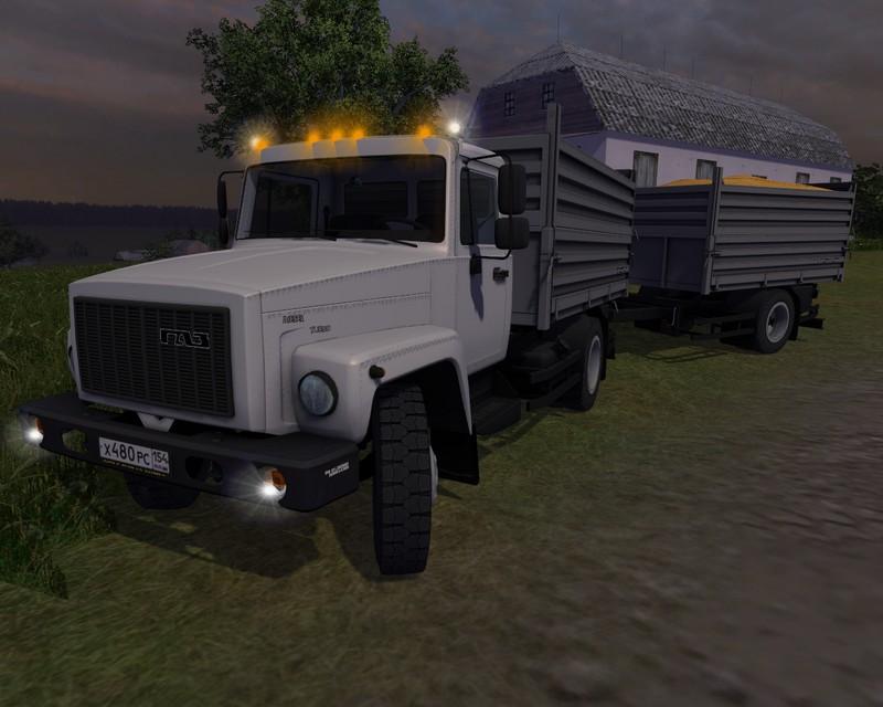 ГАЗ-САЗ-35071 & САЗ-83173